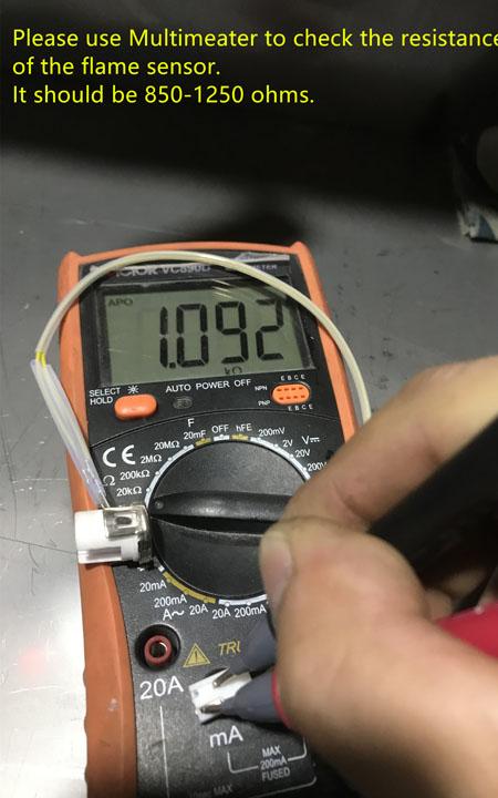 VVKB Parking Heater Trouble Shooting Guide - VVKB