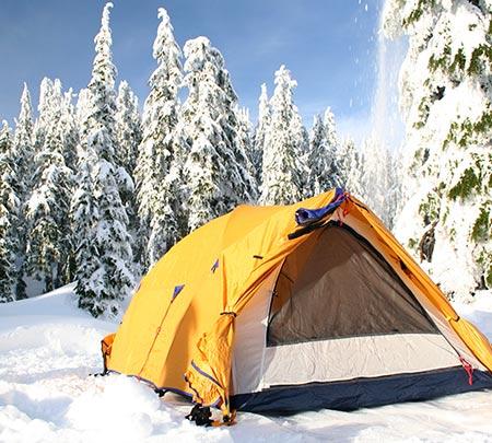 tent heater