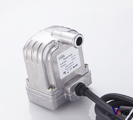 coolant heater for diesel engine Outlet