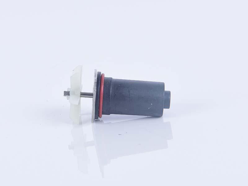 Block heater water pump rotor