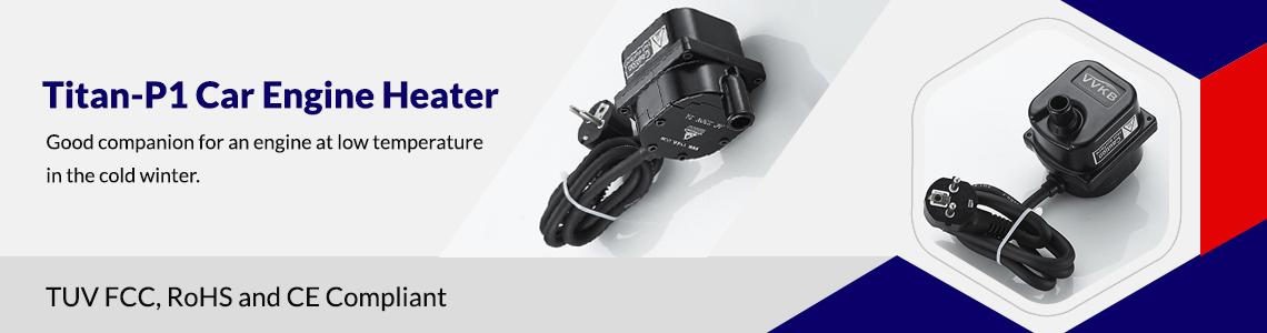 Titan-P1 Car Engine Heater