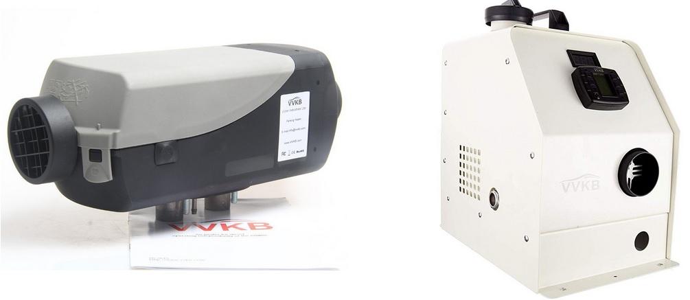 RV heater specification