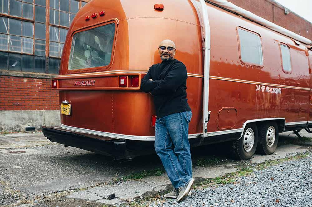 Diesel heater for campervan