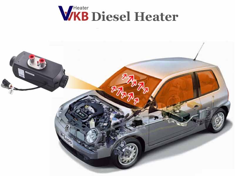 Vvkb Diesel Heater