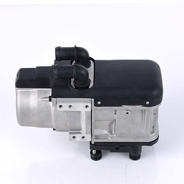 Diesel hot water system